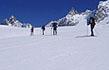 vallee blanche et alpinisme avec un guide de chamonix